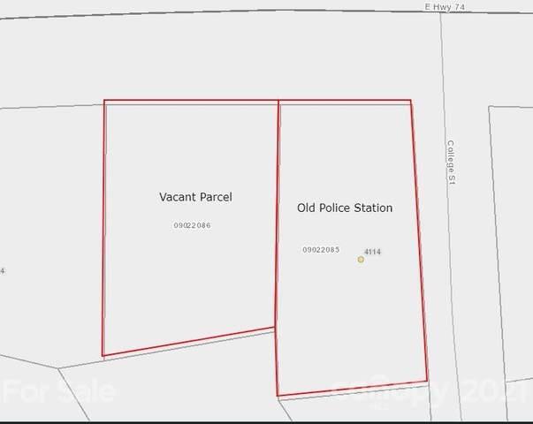 4114 Hwy 74 Highway E, Monroe, NC 28110 (#3745923) :: High Performance Real Estate Advisors