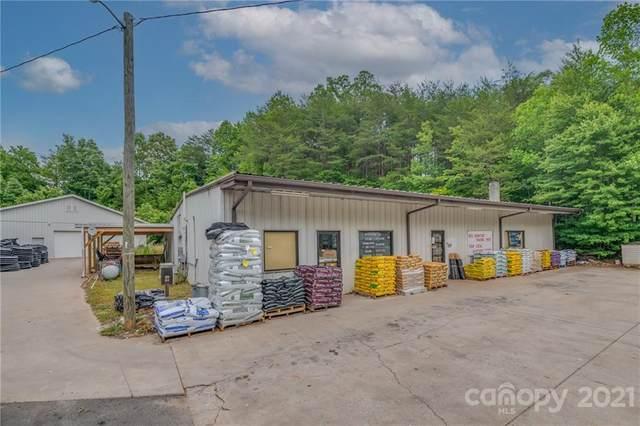 6068 Hwy 9 N, Mill Spring, NC 28756 (#3745936) :: BluAxis Realty