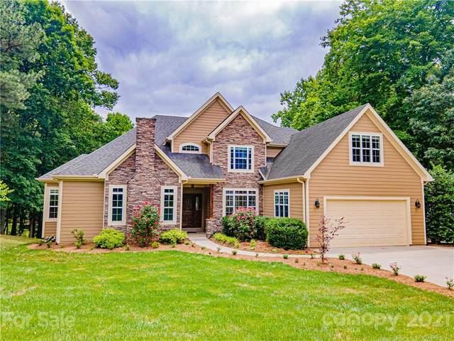 2676 Camden Pointe Drive #34, Sherrills Ford, NC 28673 (#3745950) :: Homes Charlotte