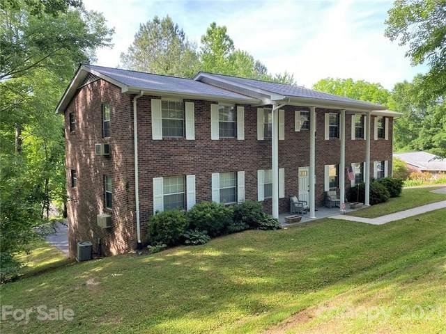 116 Falling Waters Road, Hendersonville, NC 28792 (#3745961) :: BluAxis Realty