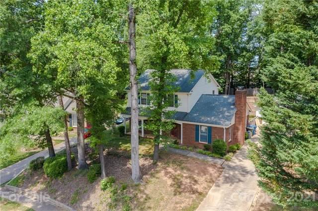 412 Neill Ridge Road, Matthews, NC 28105 (#3746072) :: Cloninger Properties