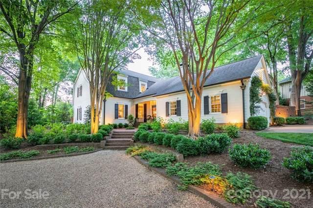 4201 Columbine Circle, Charlotte, NC 28211 (#3746095) :: Cloninger Properties