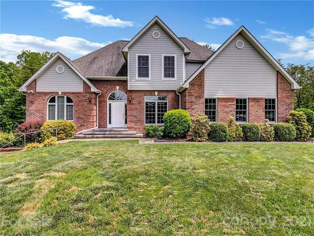 65 N Pinnacle Drive, Weaverville, NC 28787 (#3746108) :: Keller Williams Professionals