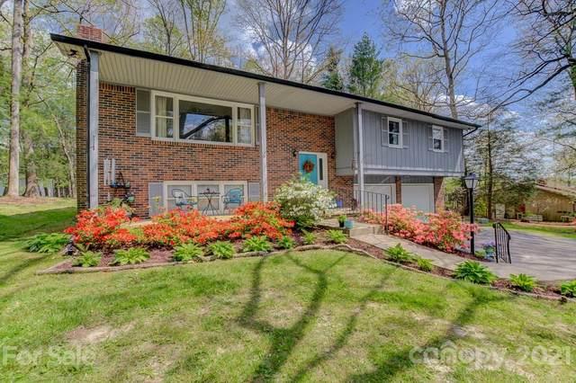 116 Burge Mountain Road, Hendersonville, NC 28792 (#3746203) :: Carver Pressley, REALTORS®