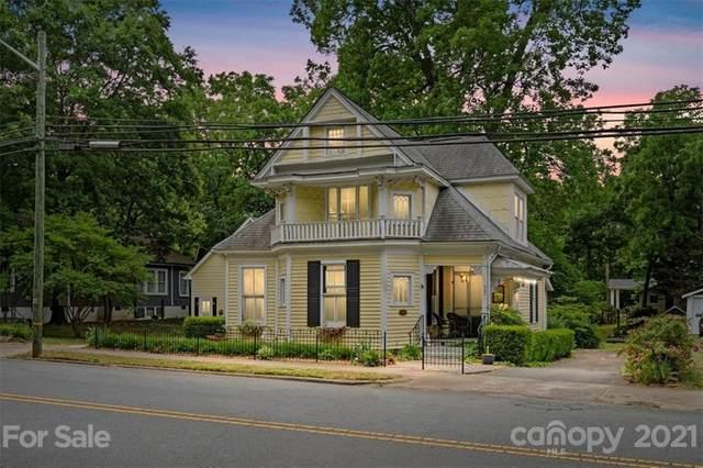 605 W Franklin Street, Monroe, NC 28112 (#3746205) :: Exit Realty Vistas