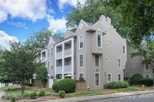 244 Cedar Street, Charlotte, NC 28202 (#3746240) :: BluAxis Realty