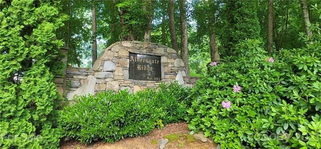 Lot 7 Aldersgate Road, Waynesville, NC 28786 (#3746245) :: Odell Realty
