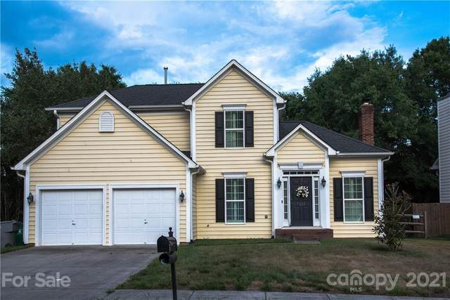 7413 Tupelo Lane, Charlotte, NC 28269 (#3746325) :: Carlyle Properties