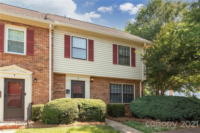 6354 Old Pineville Road, Charlotte, NC 28217 (#3746331) :: BluAxis Realty