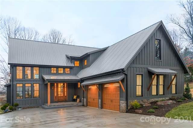 112 Saddle Ridge Drive, Alexander, NC 28701 (#3746332) :: Modern Mountain Real Estate