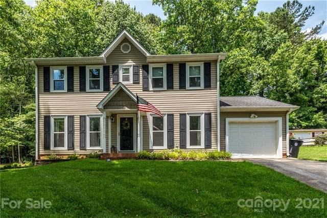 1419 Bellingham Drive, Mooresville, NC 28115 (#3746484) :: Home and Key Realty