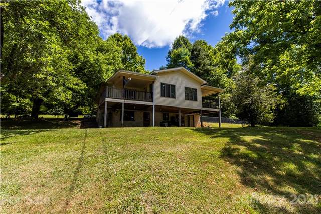 2170 Jeter Mountain Road, Hendersonville, NC 28739 (#3746533) :: The Mitchell Team