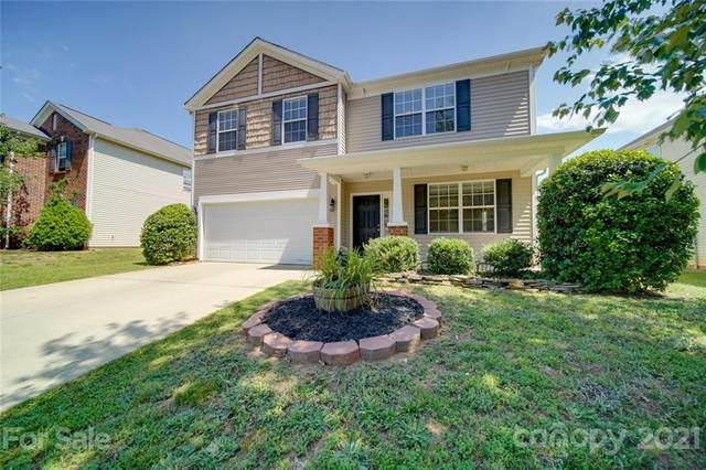 4216 High Shoals Drive, Monroe, NC 28110 (#3746545) :: Odell Realty