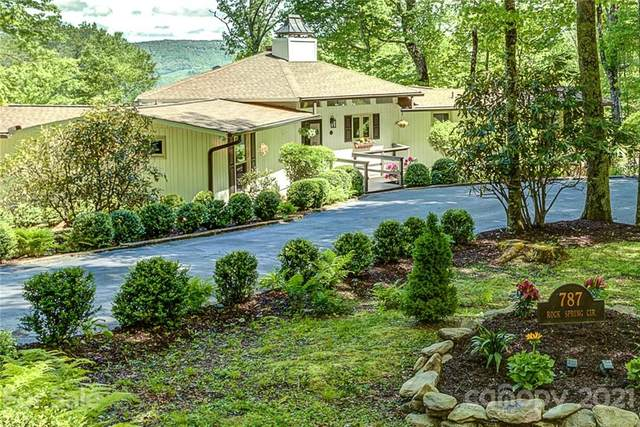 787 Rock Spring Circle, Sugar Mountain, NC 28604 (#3746557) :: Exit Realty Vistas