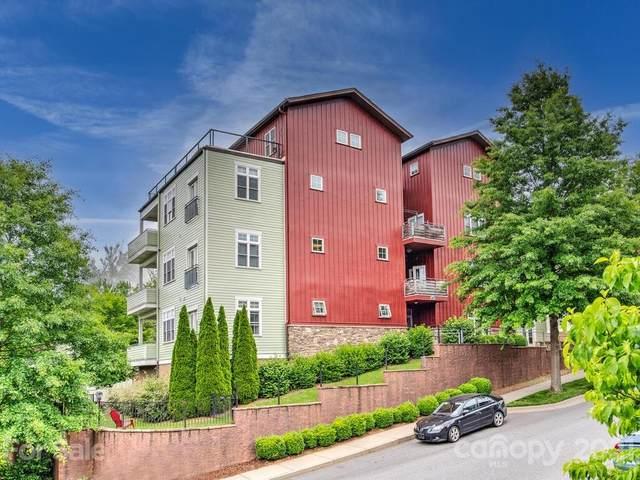 400 Skyloft Drive #201, Asheville, NC 28801 (#3746581) :: Exit Realty Vistas