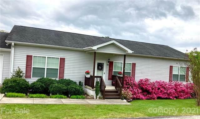 77 Virginia Loop Lane #04, Hendersonville, NC 28792 (#3746601) :: Carolina Real Estate Experts