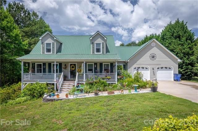 5037 Grace Chapel Road, Granite Falls, NC 28630 (#3746618) :: Mossy Oak Properties Land and Luxury