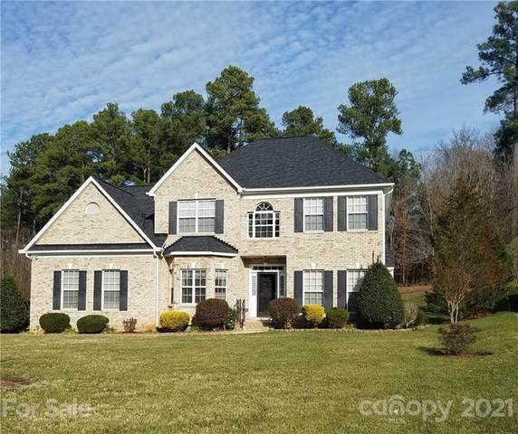 5367 Harvest Hill Drive, Harrisburg, NC 28075 (#3746629) :: Odell Realty