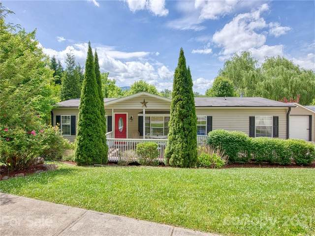 225 Fourth Street, Waynesville, NC 28786 (#3746656) :: Keller Williams Professionals