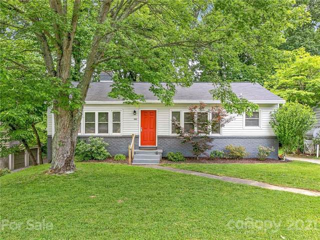 907 Tunnel Road, Asheville, NC 28805 (MLS #3746668) :: RE/MAX Journey