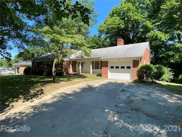 1436 N Jackson Street, Salisbury, NC 28144 (#3746678) :: Cloninger Properties