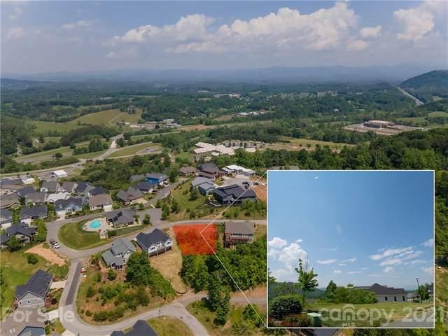 7 Endless View Drive #55, Weaverville, NC 28787 (#3746700) :: Exit Realty Vistas