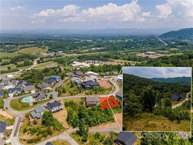 Lot 57 Endless View Drive #57, Weaverville, NC 28787 (#3746714) :: DK Professionals