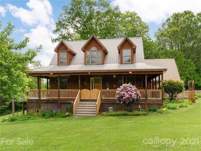 531 Pioneer Ridge Road, Canton, NC 28716 (#3746725) :: Home and Key Realty