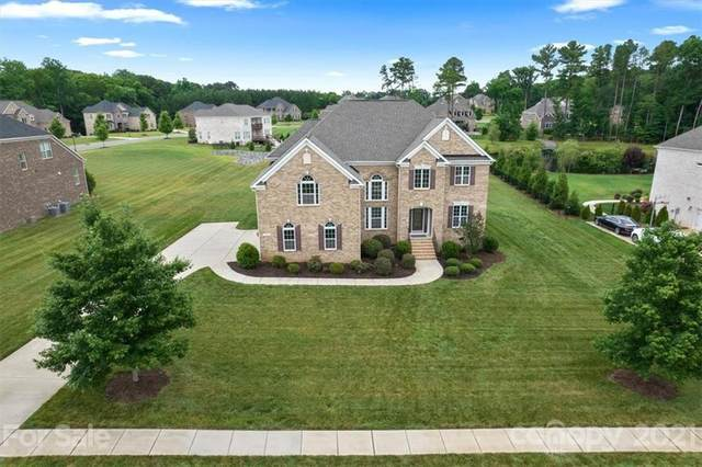 905 Hidden Pond Lane, Waxhaw, NC 28173 (#3746750) :: Cloninger Properties