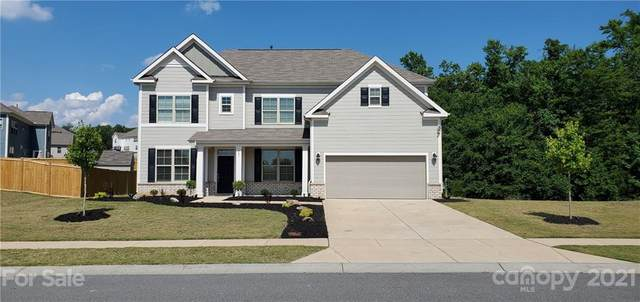 345 Winding Oaks Lane SE #126, Concord, NC 28025 (#3746821) :: High Performance Real Estate Advisors
