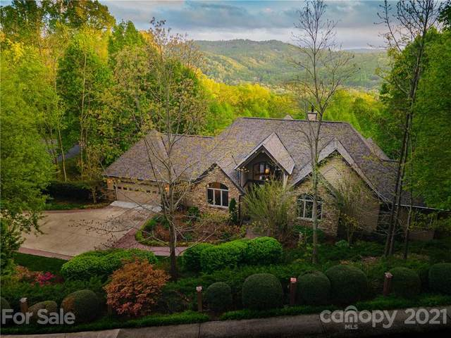 86 Carriage West Drive, Hendersonville, NC 28791 (#3746826) :: LePage Johnson Realty Group, LLC