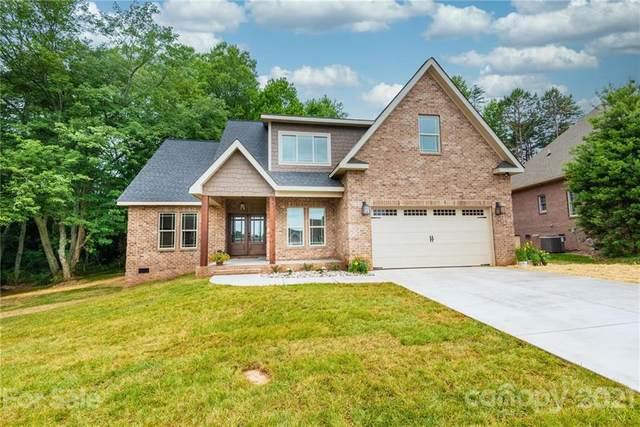 3115 18th Street NE, Hickory, NC 28601 (#3746851) :: Cloninger Properties