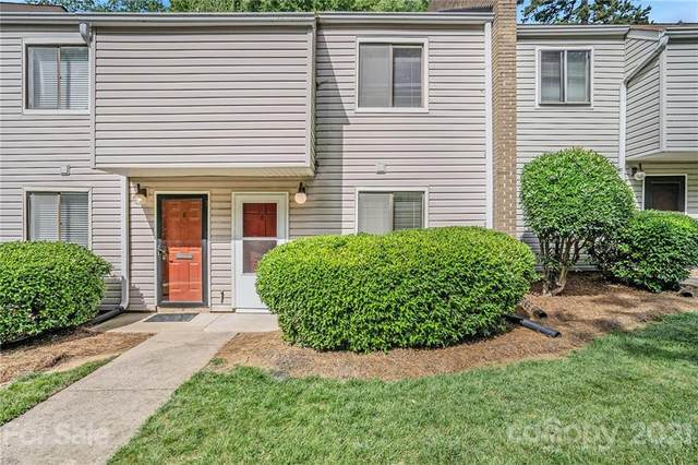 951 Hollywood Street F, Charlotte, NC 28211 (#3746872) :: BluAxis Realty