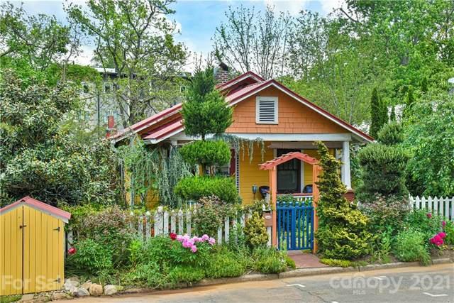 61 Elizabeth Place, Asheville, NC 28801 (MLS #3746882) :: RE/MAX Journey