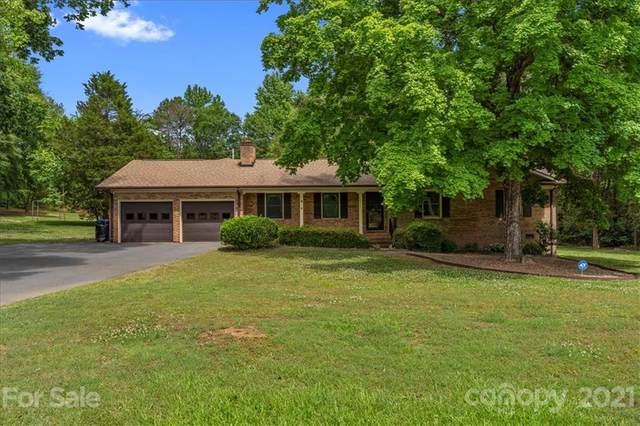 4813 Zion Church Road, Concord, NC 28025 (#3746891) :: Exit Realty Vistas