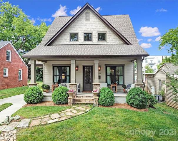 2413 Commonwealth Avenue, Charlotte, NC 28205 (#3746933) :: MartinGroup Properties