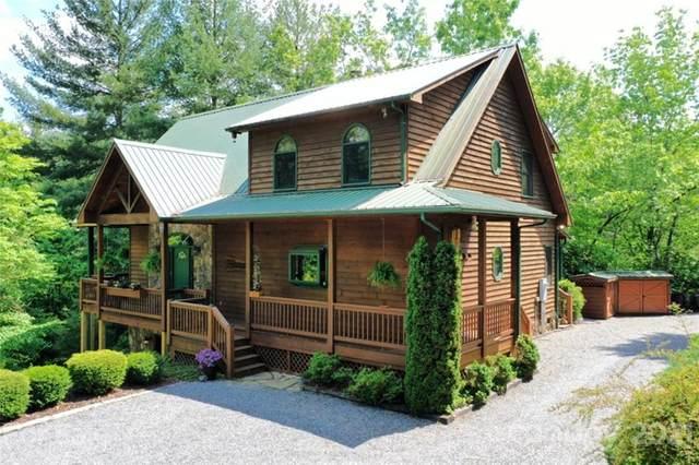 160 Timber Creek Circle, Sylva, NC 28779 (#3747091) :: Odell Realty