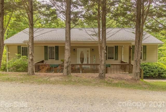 90 Indian Mound Trail, Fairview, NC 28730 (#3747093) :: Modern Mountain Real Estate