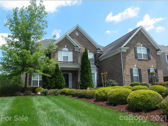 7811 Woodmere Drive, Harrisburg, NC 28075 (#3747101) :: Mackey Realty