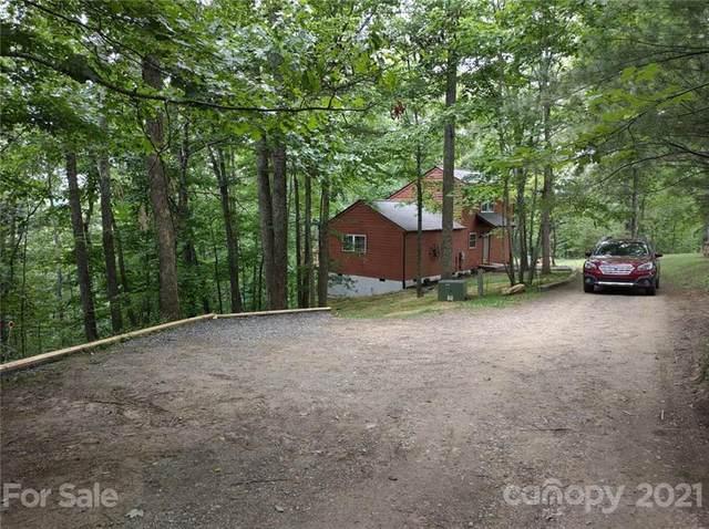 100 Wilderness Drive, Weaverville, NC 28787 (#3747107) :: Exit Realty Elite Properties