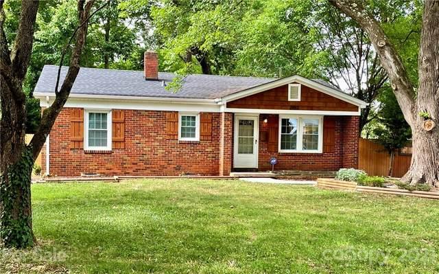 2953 Enfield Road, Charlotte, NC 28205 (#3747140) :: High Performance Real Estate Advisors