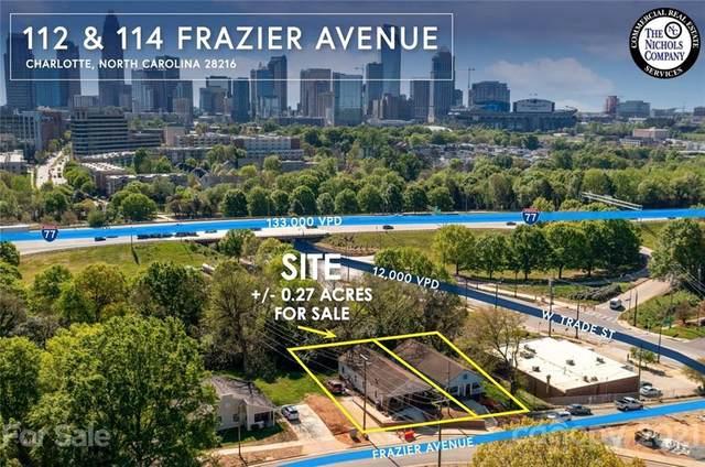 112 Frazier Avenue, Charlotte, NC 28216 (#3747204) :: Carolina Real Estate Experts
