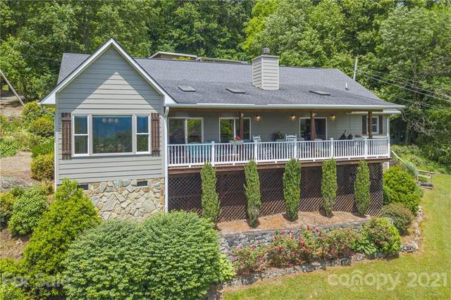 60 Tiger Lily Lane, Waynesville, NC 28786 (#3747223) :: Puma & Associates Realty Inc.