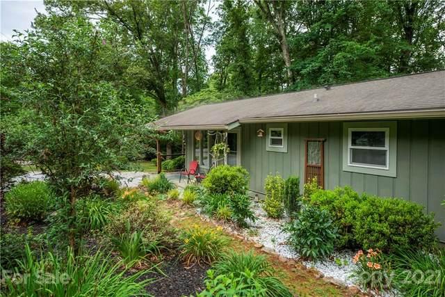477 Bass Lake Drive #32, Pisgah Forest, NC 28768 (#3747247) :: Carver Pressley, REALTORS®