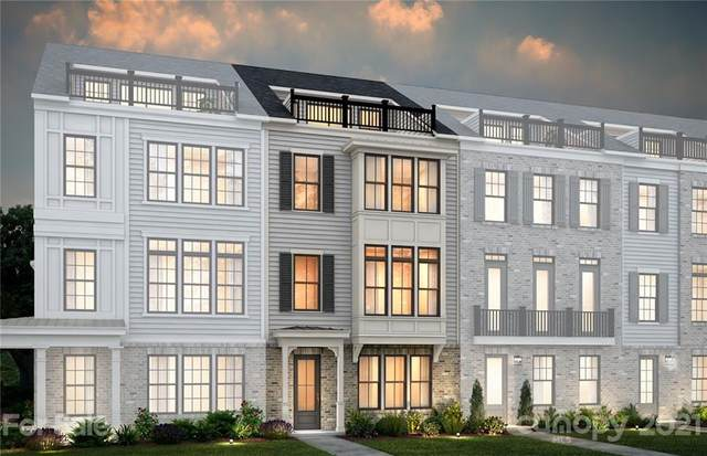2521 Deacon Avenue #75, Charlotte, NC 28204 (#3747248) :: Odell Realty