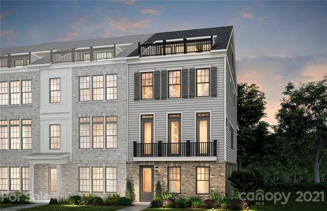 2525 Deacon Avenue #73, Charlotte, NC 28204 (#3747253) :: Odell Realty