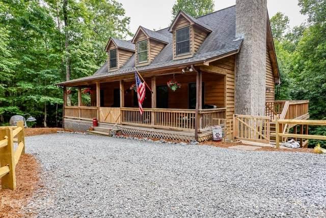 138 Gooses Way, Lake Lure, NC 28746 (#3747300) :: NC Mountain Brokers, LLC