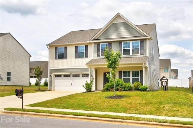 201 Jobe Drive, Statesville, NC 28677 (#3747310) :: LePage Johnson Realty Group, LLC