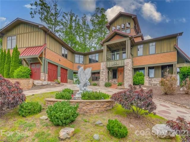 5 Chimney Crest Drive, Asheville, NC 28806 (#3747337) :: High Vistas Realty
