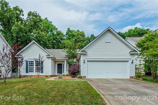 12544 Cardinal Woods Drive, Pineville, NC 28134 (#3747395) :: Willow Oak, REALTORS®